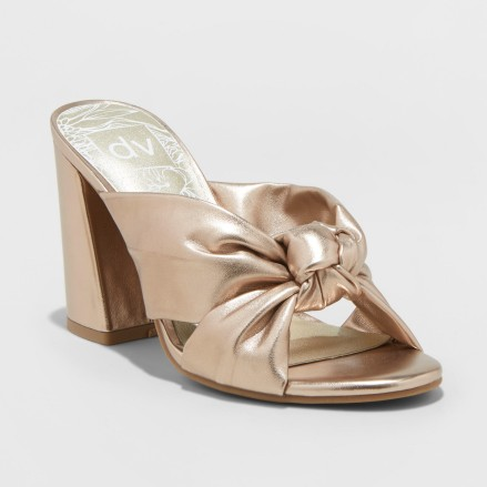 Gold Mules from Target